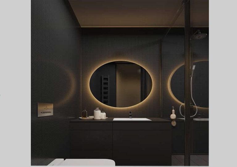 نورمخفی در سرویس بهداشتی