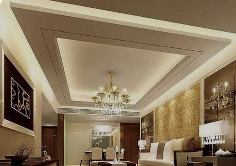 نورمخفی سقف و 30 ایده کاربردی جدید جهت استفاده از نور مخفی در سقف